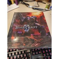 Артбук Starcraft Wings of Liberty Collectors edition Blizzard