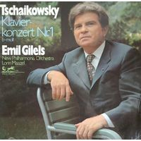 P. Tschaikowsky /Klavier-konzert 1/1974, Ariola, LP, NM, Germany