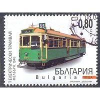 Болгария техника трамвай 0.80
