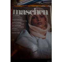Немецкий журнал по вязанью (зимняя мода)