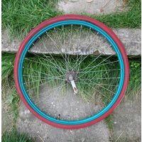 """Заднее колесо велосипеда орленок """"Vairas"""""""