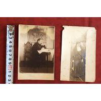 Фото священника 1932 год и монахиня 1918 год Цена за все