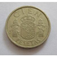Испания 100 песет 1988