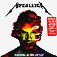 LP METALLICA - Hardwired...To Self-Destruct