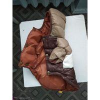 Зимняя куртка одежда для собак.