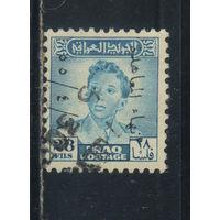 Ирак Кор 1955 Окончание англо-иракского договора Надп #186