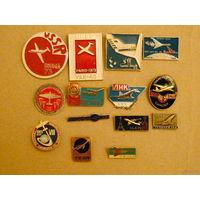 Набор знаков авиации