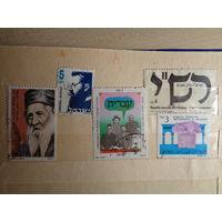 Лот марок Израиля