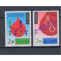 [852] Аланды 1994.Европа.EUROPA. Наука.