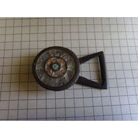Старинная в эмалях, древне-римский тип + два бонуса! Обмен.