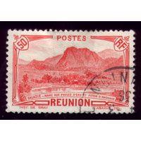 1 марка 1937 год Реюньон 137