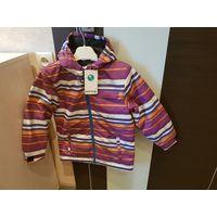 Куртка новая мембрана NKD на рост 110-116 см , Германия