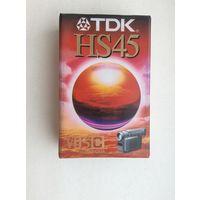 Кассета для видеокамеры TDK HS45