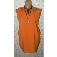 Платье кокон р.46