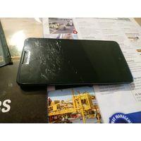 Смартфон Lenovo P780,на запчасти. ушатан экран ,иногда можно  включить !!!.8GB черный ТОРГ!!