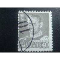 Дания 1950 король Фредерик 9