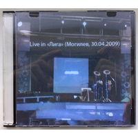 """Дельфин - Live in """"Лига"""" (Могилёв, 30.04.2009)"""