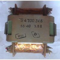 Трансформатор силовой Тг 4.700.248