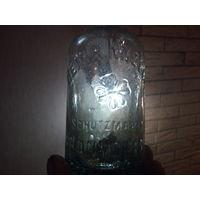 Немецкая бутылка с ПМВ