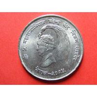 10 рупий 1968 года