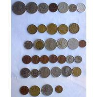 Коллекция монет.