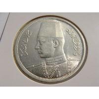 Египет. 10 пиастров 1939 год.  KM#367