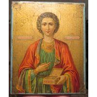 Икона Святого Пантелеймона Целителя. Афон.