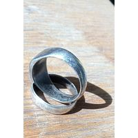 Обручальные кольца 1940г(серебро)