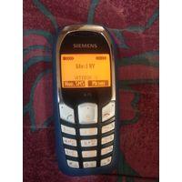 Телефон Siemens A70 маленький-подарок для пенсионера