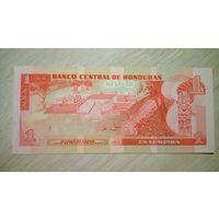 Гондурас 1 лемпира 1997, UNC