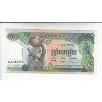 500 РИЕЛ КАМБОДЖА (не датирована)(318770) распродажа