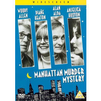 Загадочное убийство в Манхэттэне / Manhattan Murder Mystery (Вуди Аллен / Woody Allen) DVD5