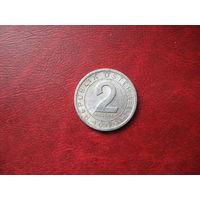 2 гроша 1965 год Австрия