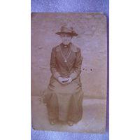 """Фото  """"Пожилая дама в шляпе"""" .   распродажа"""