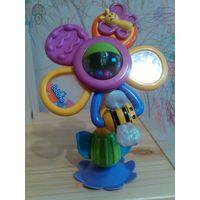 Игрушка Bellino цветок на присоске
