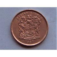 ЮАР 5 центов 1997