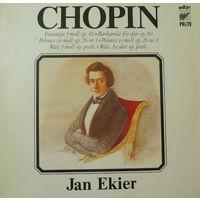 LP Chopin - Jan Ekier - Romantic (1981)