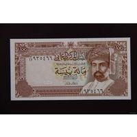Оман 100 байса 1989 UNC