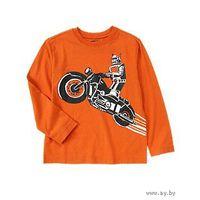 Оранжевая футболка, М (7-8 лет). США