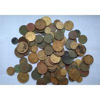 Советские монеты до 1961 года 102 шт