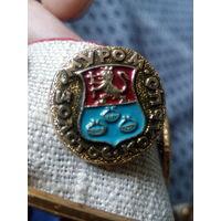 Значок СССР. Золотое кольцо. Муром.