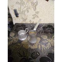 Подстаканник + кофеварка (одним лотом)