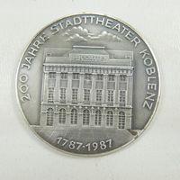 Памятная медаль Австрия 1987 год.