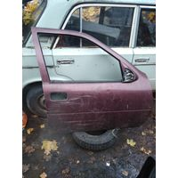 Лот 1328. Передняя правая дверь Opel Vectra A. Старт с 40 рублей!