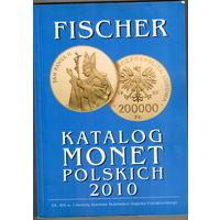 Каталог монет Польши выпуск 2010 год