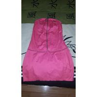 Женский сарафан розового цвета.42 размер. Фирма LA&B&LA