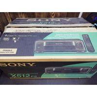 Новый видеомагнитофон SONY SLV-X512PS (в упаковке)