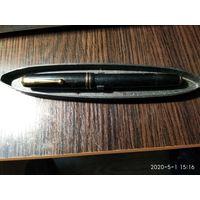 Старая-новая автоматическая перьевая ручка под чернила Япония.