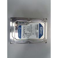 Жесткий диск SATA 500Gb WD WD5000AAKS (905379)
