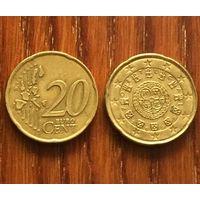 Португалия, 20 евроцентов 2006